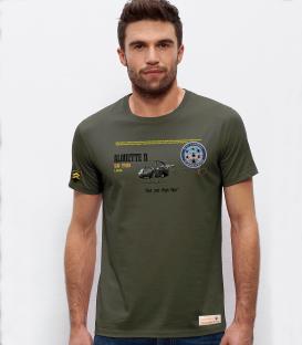 Military T-Shirt ALOUETTE II Lama