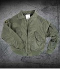 CWU Green Pilot Jacket