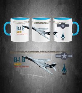 B-1 LANCER BOMBER USAF Mug