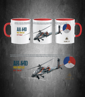 Solo Display RNLAF Apache Mug
