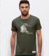 Military T-shirt A-10 Thunderbolt helmet