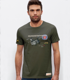 Military T-Shirt Chinook RAF