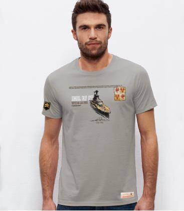 Military T-Shirt Admiral Graf Spee Cruiser
