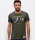 Military T-shirt F-15J JASDF