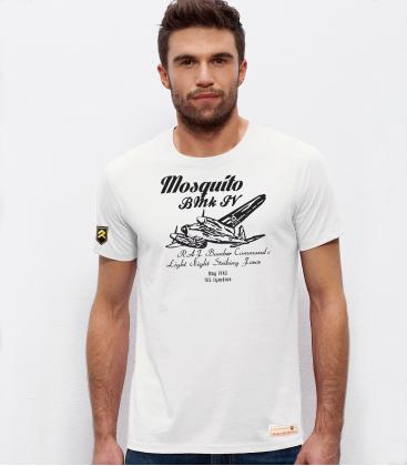 Military T-Shirt Mosquito BMK IV RAF