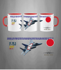 F-15J JASDF Mug