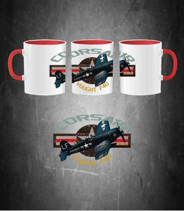 F-4U Corsair NAVY Mug