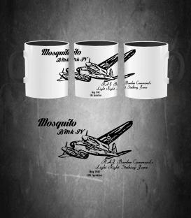 Mosquito BMK IV RAF Mug