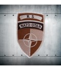 NATO Arid Embroidery patch