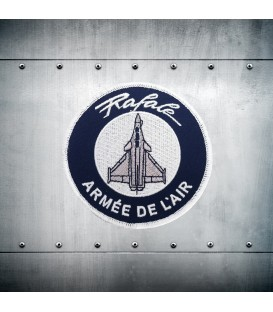 RAFALE Blue embroidery patch