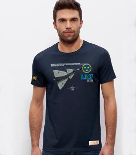 Military T-shirt AJS-37 VIGGEN