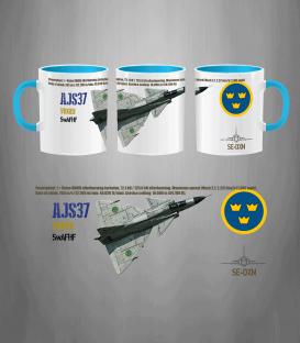 AJS-37 VIGGEN Mug