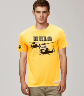 Military T-shirt ARMY HELO
