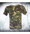 Military T-shirt _BRITISH CAMO