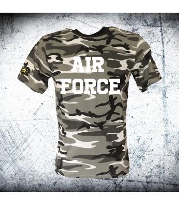 Military T-shirt URBAN AIR FORCE CAMO