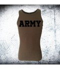 Military T-shirt ARMY OLIVE CAMO