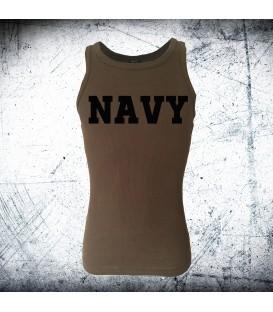 Military T-shirt NAVY OLIVE CAMO