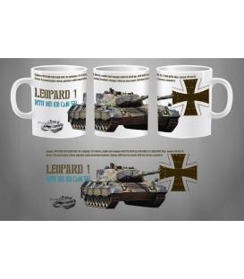 LEOPARD I Mug