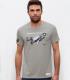 Military T-shirt E-2 C Hawkeye U.S. Navy