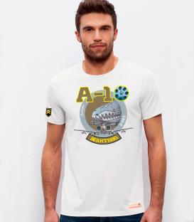 Military T-Shirt A-10 Warthog Logo