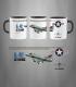A-4 E Skyhawk USAF Mug