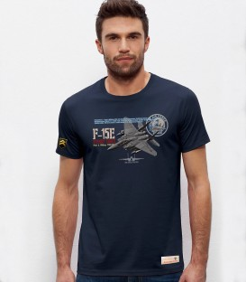 Performance USAF F-15 Strike Eagle T-Shirt