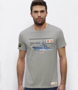 Performance Russian Destroyer Admiral Ushakov T-Shirt
