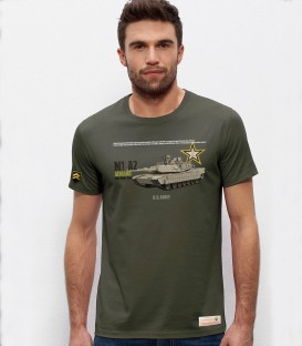 Performance U.S. Army M1 A2 Abrams T-Shirt