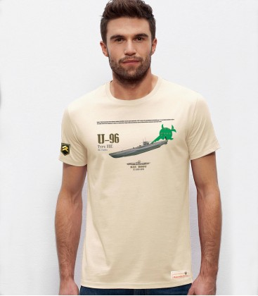 German Submarine U-96 DAS BOOT T-Shirt