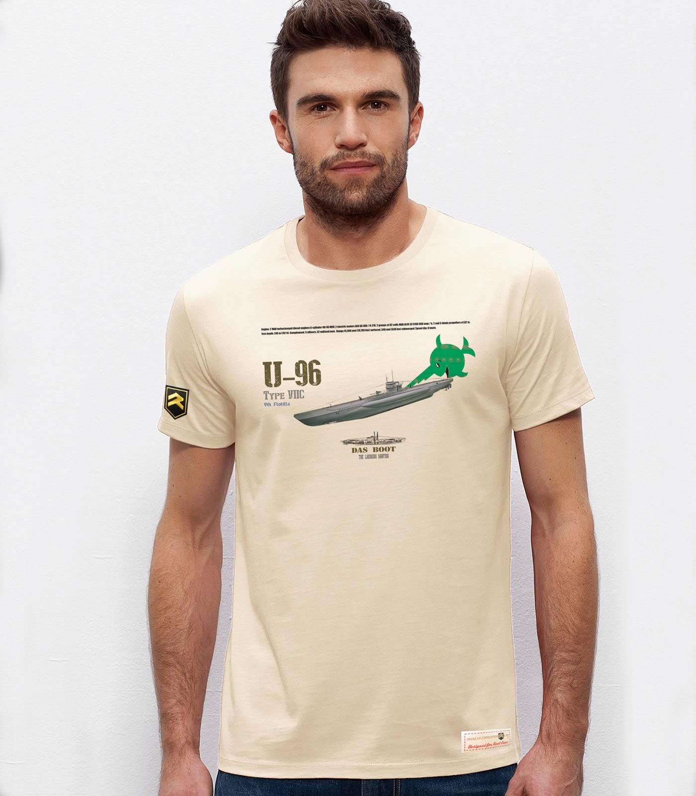 German Submarine U-96 DAS BOOT T-Shirt
