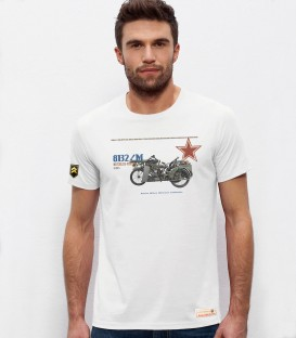 Russian Motorcycle 8B2/MATCHLESS-VICKERS T-Shirt