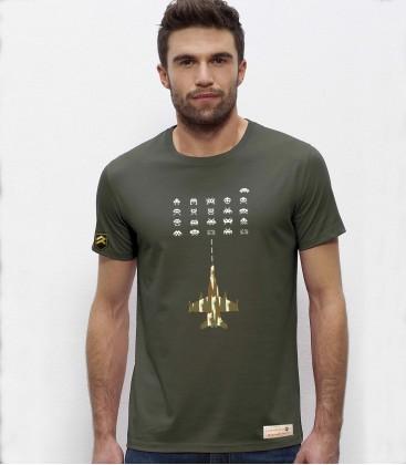 F-18 Videogame T-Shirt