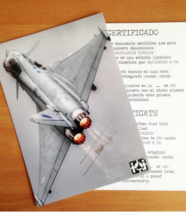 Eurofighter Ismael Jordá Limited Edition T-Shirt