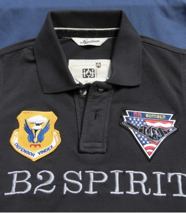 B-2 Spirit Ismael Jordá Limited Edition Polo