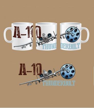 A-10 Thunderbolt Mug