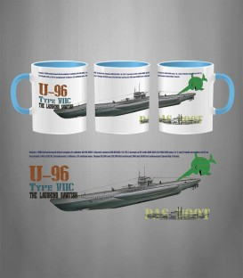 German Submarine U-96 DAS BOOT Mug