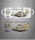 U.S. Army M1 A2 Abrams Mug
