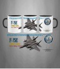 USAF F-15E Strike Eagle Mug