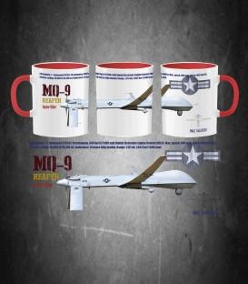 USAF UAS/UCAV Reaper Mug