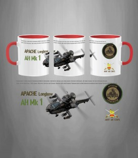 UK Army Apache Longbow Mug