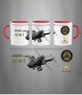 UK Army Apache Longbow Mug