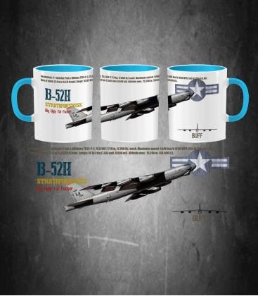 USAF B-52H Bomber Mug