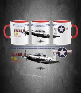 USAF Texan II Trainer Mug