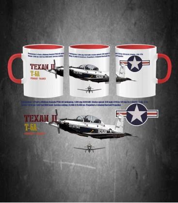 USAF Texan II Trainer Mug