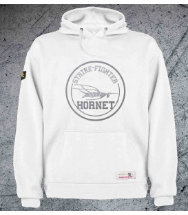 Military Sweatshirt Strike Fighter HORNET F/A-18