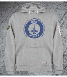 Military Sweatshirt HORNET USA