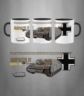 Military Mug German JAGDPANZER IV WWII