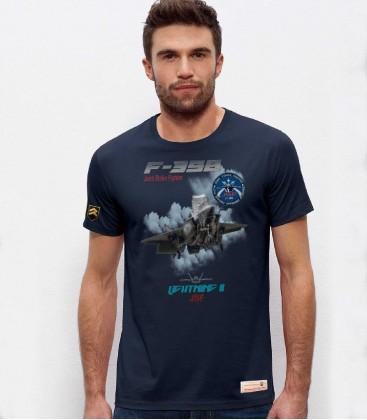 Military T-Shirt F-35B JSF