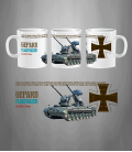 Military Mug GEPARD Flakpanzer