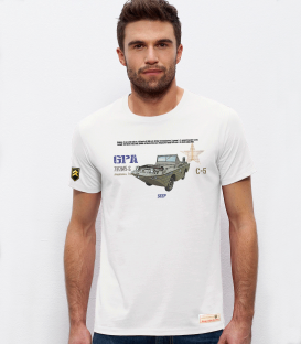 Military T-Shirt GPA Seep Truck